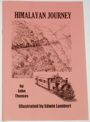 Himalayan Journey, by John Thomas, illustrated by Edwin Lambert